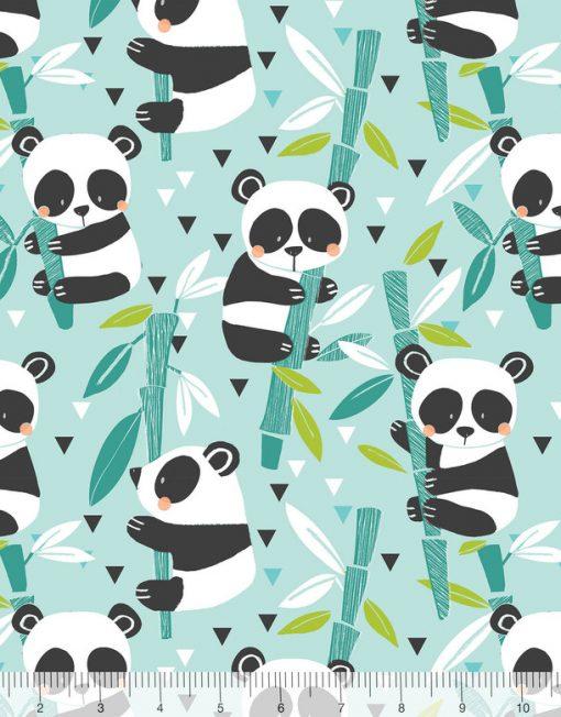 pandas rama