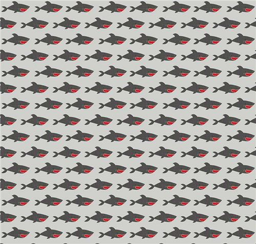 grey-Riley-Blake-small-dark-grey-shark-fabric-204481-2